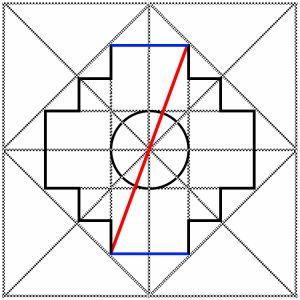 Chakana Cross