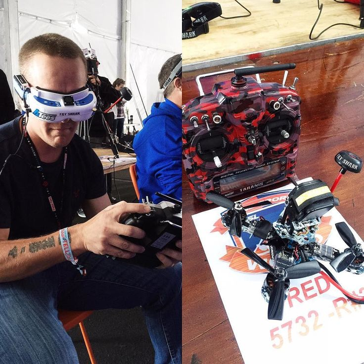 We're drone racing at Maker Faire. Check out @helloyashad for more on drone racing and other gadgets at this year's Maker Faire.  #makerfaire #tech #drones #gadgets #droneracing by techcrunch