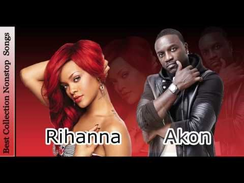 Rihanna with akon nonstop songs |  Rihanna's Greatest Hits songs cover 2017