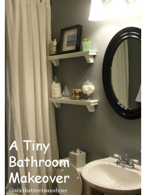 shelves above toilet in guest room   – For the Home – #Guest #Home #room #Shelve…   – Shelves recipes
