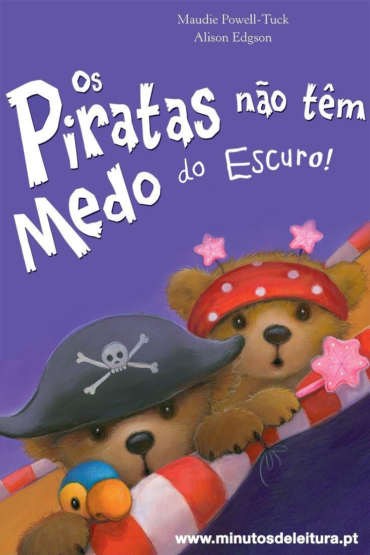 """«Os Piratas não têm medo do Escuro!» — O Afonso vai dormir na espantosa tenda pirata que montou no jardim. """"Aqui não são permitidas fadas!"""" diz ele à Margarida, a sua irmã mais nova e que também lá queria passar a noite. """"As fadas têm medo do escuro!""""…"""