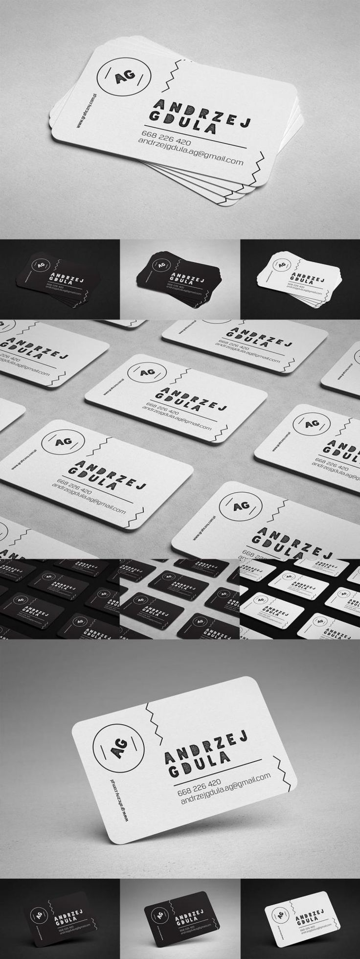 Best 25 round business cards ideas on pinterest business cards free rounded business card mockup set magicingreecefo Gallery