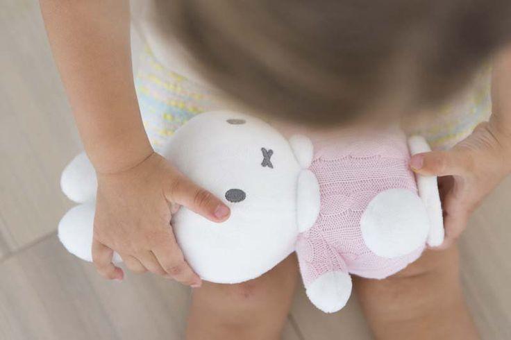 TIAMO Plyšový zajíček točící se a hrající růžový | Kašpárek Baby