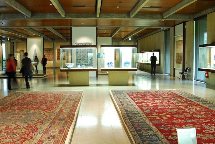 Musée Calouste Gulbenkian, Lisbonne (Portugal)
