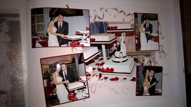 Decorazione di zucchero  22 Agosto 2015 ...Dall'album foto matrimonio di Veronica e Walter