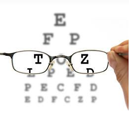 Simple and fast profession eye exams in Kerry