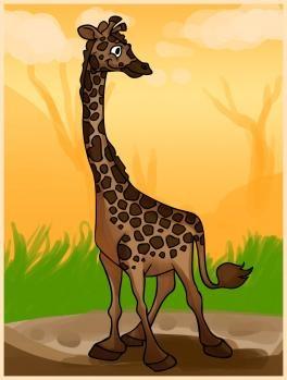 Best 20 Cartoon Giraffe Ideas On Pinterest Drawing Animals Simple Drawings