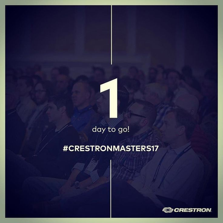 #convergencetechnologies has attended Crestron Masters since 2008. Looking forward to #crestronmasters17 #convergencetechnologies  #capetown #johannesburg #durban #usa #uk