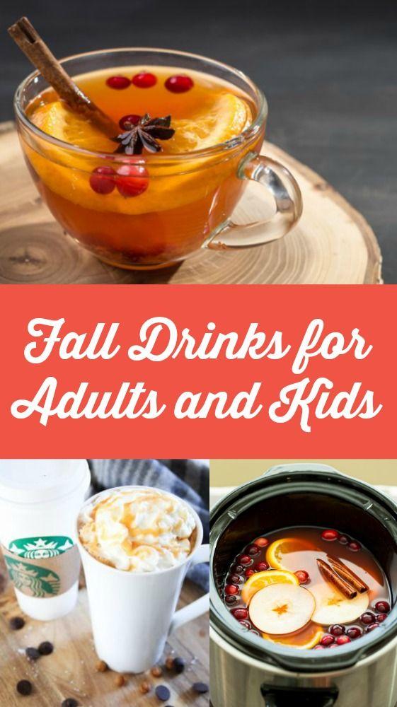 347 best snacks kids love images on pinterest snacks for Fun fall drinks