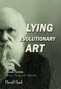Lying Evolutionary Art