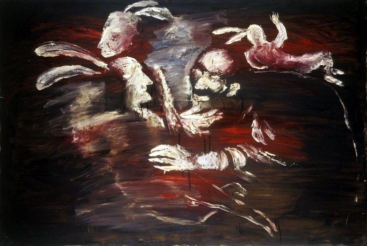 <em>Noah and hares</em>, 1991