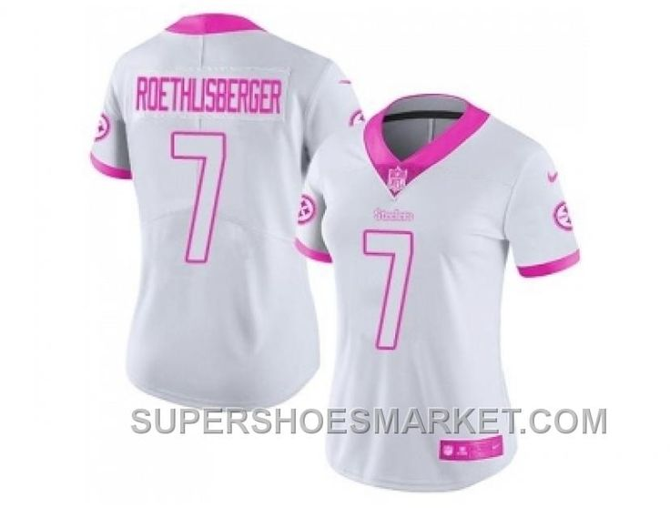 http://www.supershoesmarket.com/womens-nike-pittsburgh-steelers-7-ben-roethlisberger-limited-rush-fashion-pink-nfl-jersey-for-sale-mymndrn.html WOMEN'S NIKE PITTSBURGH STEELERS #7 BEN ROETHLISBERGER LIMITED RUSH FASHION PINK NFL JERSEY FOR SALE MYMNDRN Only $23.58 , Free Shipping!