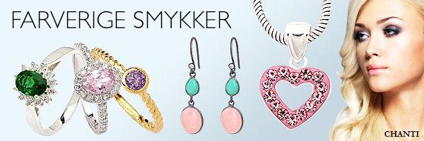 www.chanti.dk #earrings #øreringe #color  #farverige #chanti #smykker #jewellery #jewelry #chantijewellery #chantijewelry #heart #hjerte #pendant #vedhæng #rings