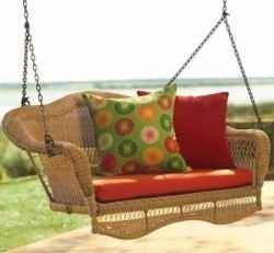 Are you looking for a comfortable front porch swing? Porch swings are the best way to spend an afternoon. There is nothing as calming as swinging...