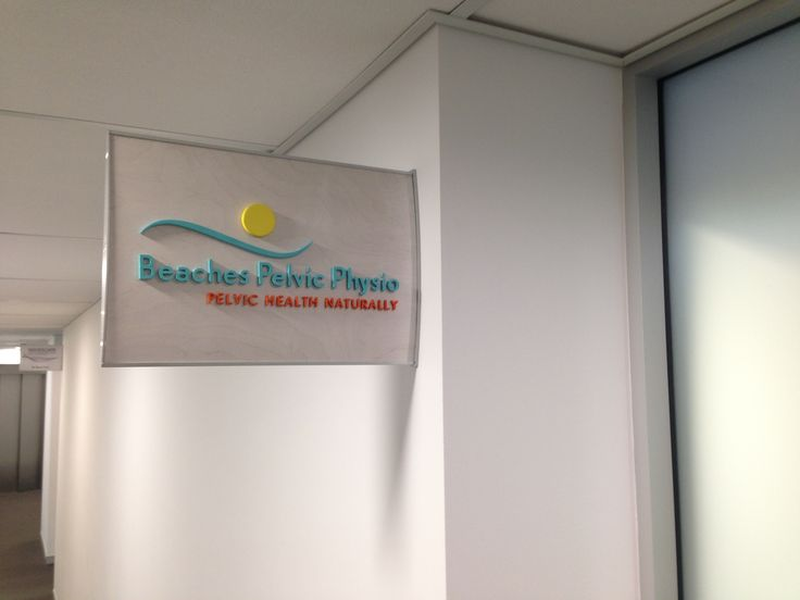 Doorway signage for Beaches Pelvic Physio in Dee Why. 3d printed letters on to a curved ply backing. Much nicer than the laminated inserts on the neighbours doors. Custom is always good.