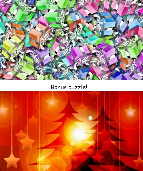 Twice The Puzzles and Twice The Fun!