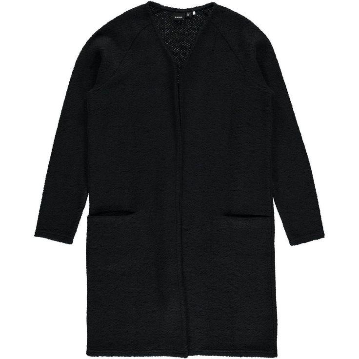 Name it Tieners Nitlanet Lange Mouw Vest