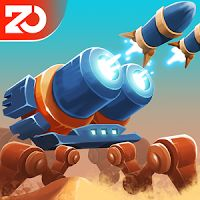 Tower Defense Zone 2 1.1 FULL APK  MOD  games strategy