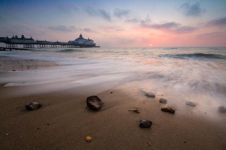Eastbourne sunrise - Clickasnap