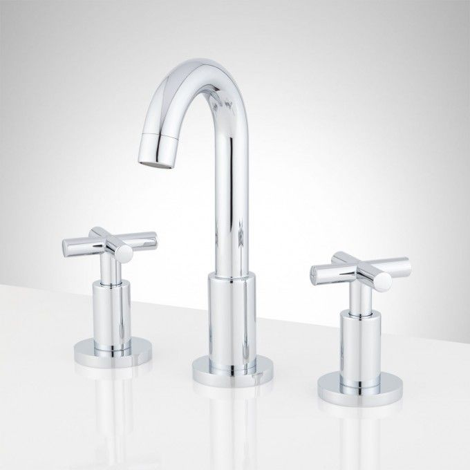 Bathroom Faucet Spout Reach 8 best powder room faucet images on pinterest | powder room