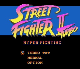Street Fighter 2 Turbo ROM Download for Super Nintendo / SNES - CoolROM.com