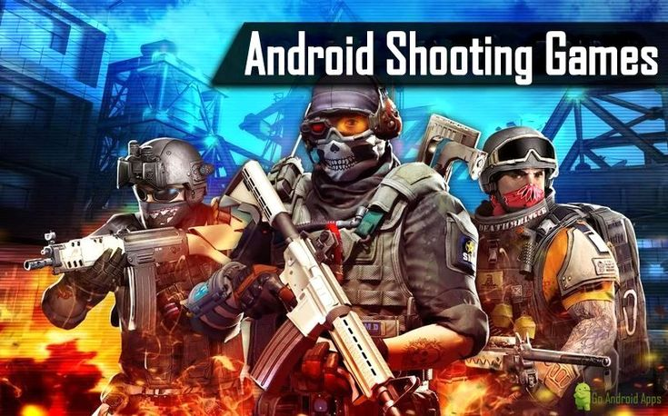 Top 10 Best Shooting Games for Android - http://appinformers.com/top-10-best-shooting-games-for-android/744/