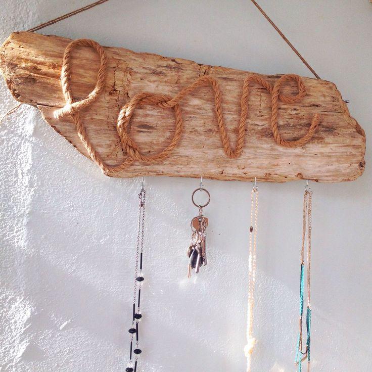 Купить Дрифтвуд морская ключница - дрифтвуд, driftwood, коряги, море, морская тема, морской стиль