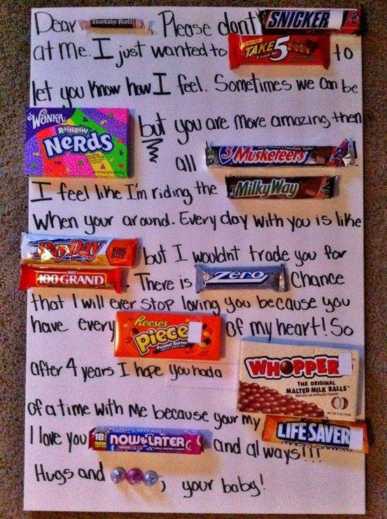 25 Best Ideas About Candy Poster Boyfriend On Pinterest