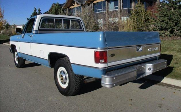 The Most Valuable Square Body In Existence Chevy Trucks Chevy Diesel Trucks Chevy Pickup Trucks