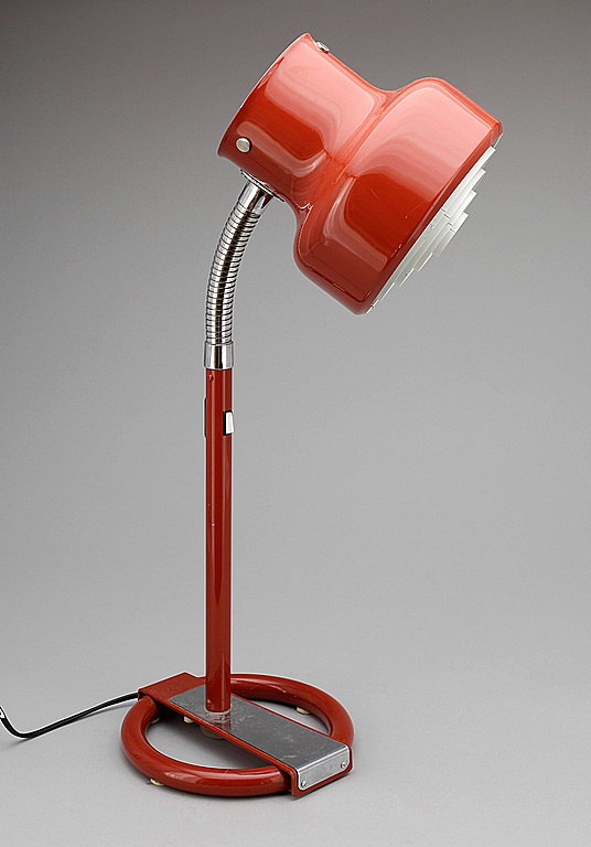 I could do almost anything for this one! Love at first sight... https://www.bukowskismarket.com/items/320463-bordslampa-bumling-formgiven-av-anders-pehrson-atelje-lyktan-ahus-1900-talets-andra-halft