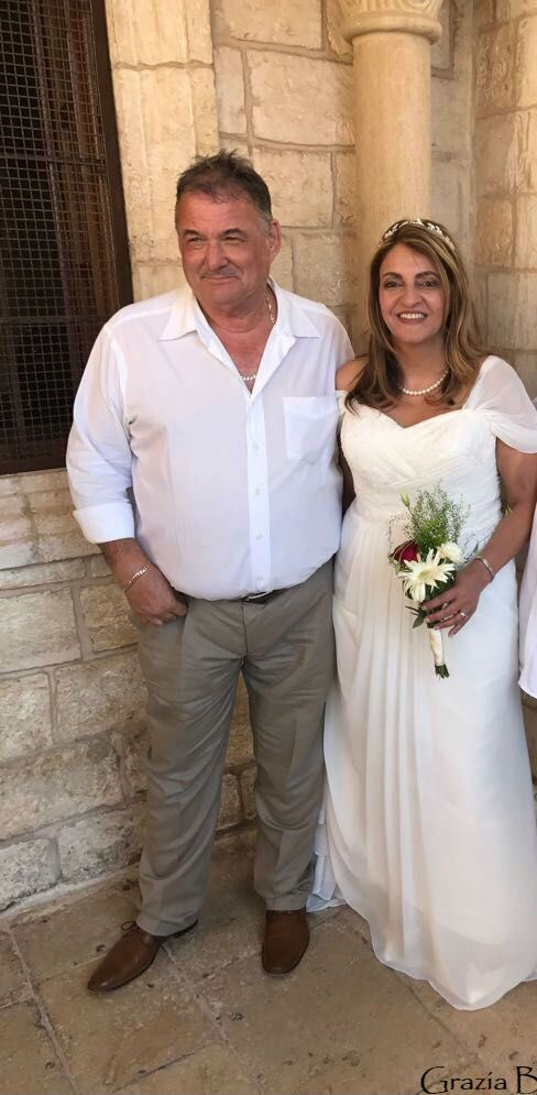 Every love story is beautiful but this one is my favourite. It was the wedding of a special couple that took place in the city of Cana in Israel. I was privileged to have attended. The day couldn&#…