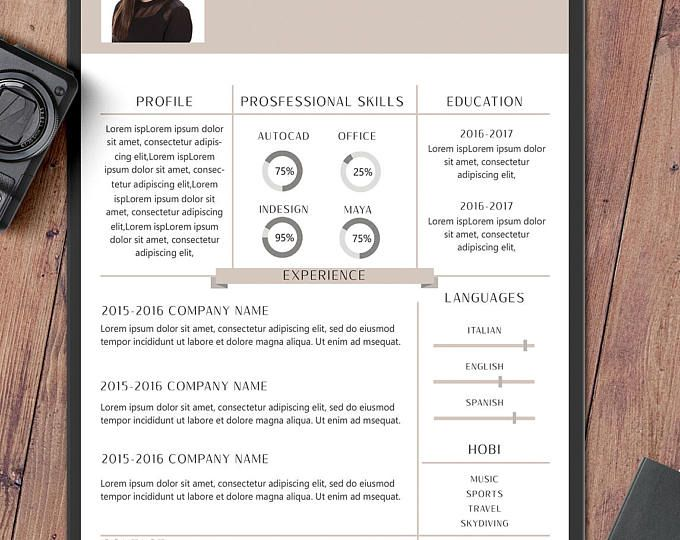 Resume Template with Photo,resume template,resume template photo,resume templates,CV Design,CV,Cv in Photoshop,CV Resume,Professional Resume