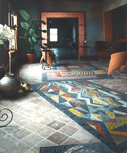 DECO RUGS By George Fishman Mosaics Are Mosaic Floor Inserts Based On French Rugs
