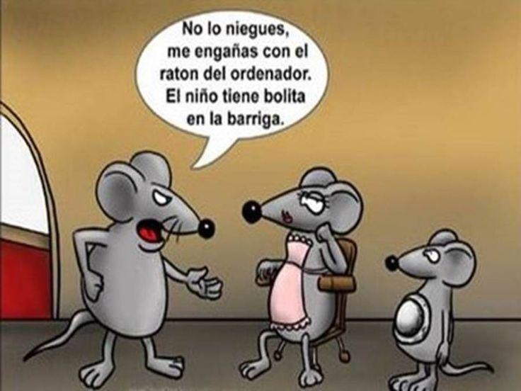 Los Problemas Del Ratón #ImagenDelDia