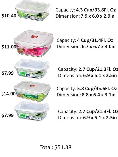 157 best images about lock lock food containers on pinterest qvc plastic containers and bento. Black Bedroom Furniture Sets. Home Design Ideas