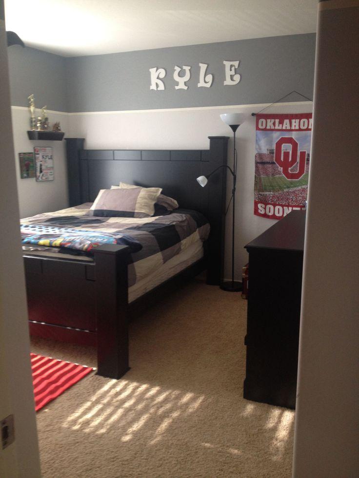 Two Tone Bedroom Design Ideas 2019 Boys Room Love The High