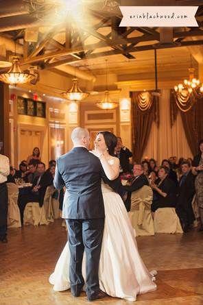 Wedding. Liuna Station. Hamilton, Ontario. King George Ballroom. Wedding Venue & Banquet Hall.