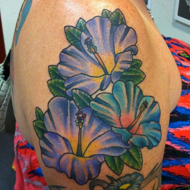 Tropical Flower Rib Tattoos: 1000+ Ideas About Tropical Flower Tattoos On Pinterest