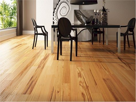 Tiger Hardwood floors to die for!