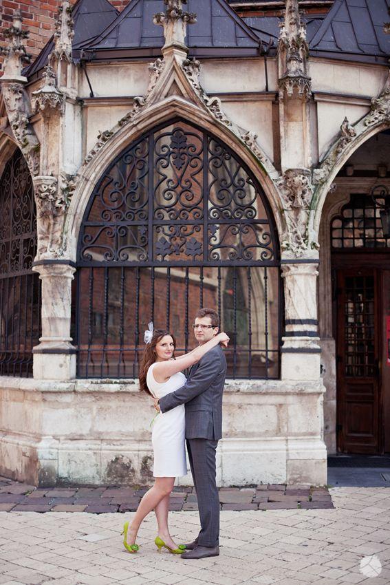 Wedding Photoshoot in Krakow | ZukiStudio Wedding Portfolio