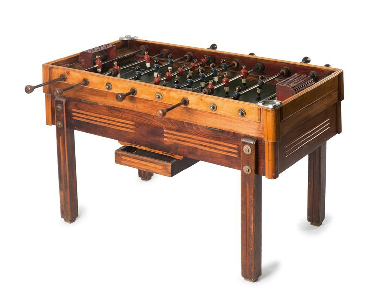 Table football, 1920/30s