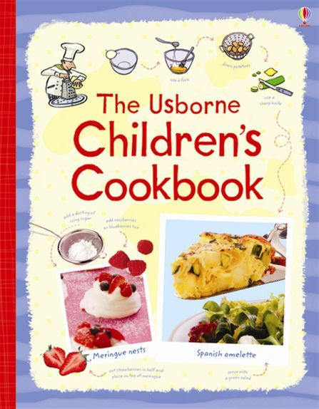 Kids Recipe Book Cover : Best usborne cooking baking books images on pinterest