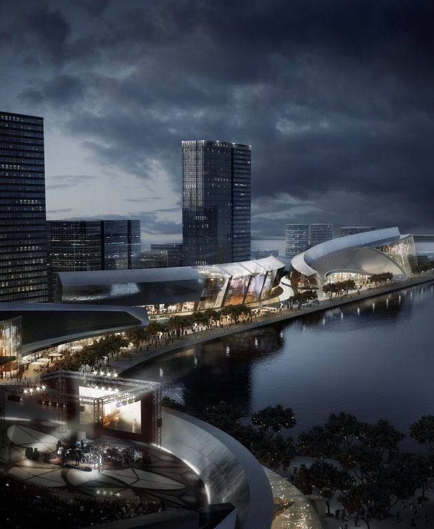 CGarchitect - Professional 3D Architectural Visualization User Community | Inspiration - Nights
