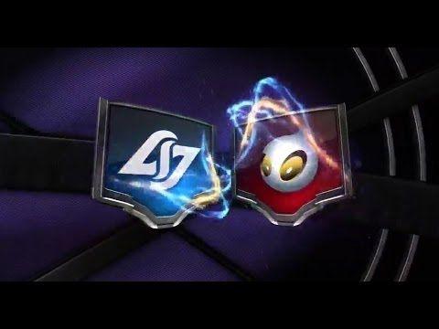 CLG vs DIG Week 6 Day 2 NA LCS Summer Split 2014   Counter Logic Gaming ...