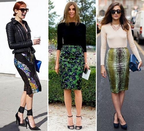 <3 these: Killers Heels, Carin Roitfeld, Patterns Pencil, Bold Prints, Oakley Sunglasses, Street Styles, Prints Skirts, Animal Prints, Pencil Skirts