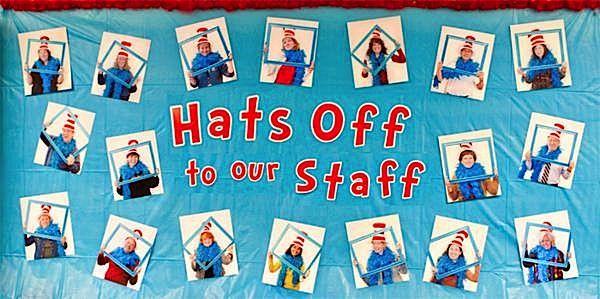 Kara's Party Ideas Dr. Seuss Themed Teacher Appreciation ...