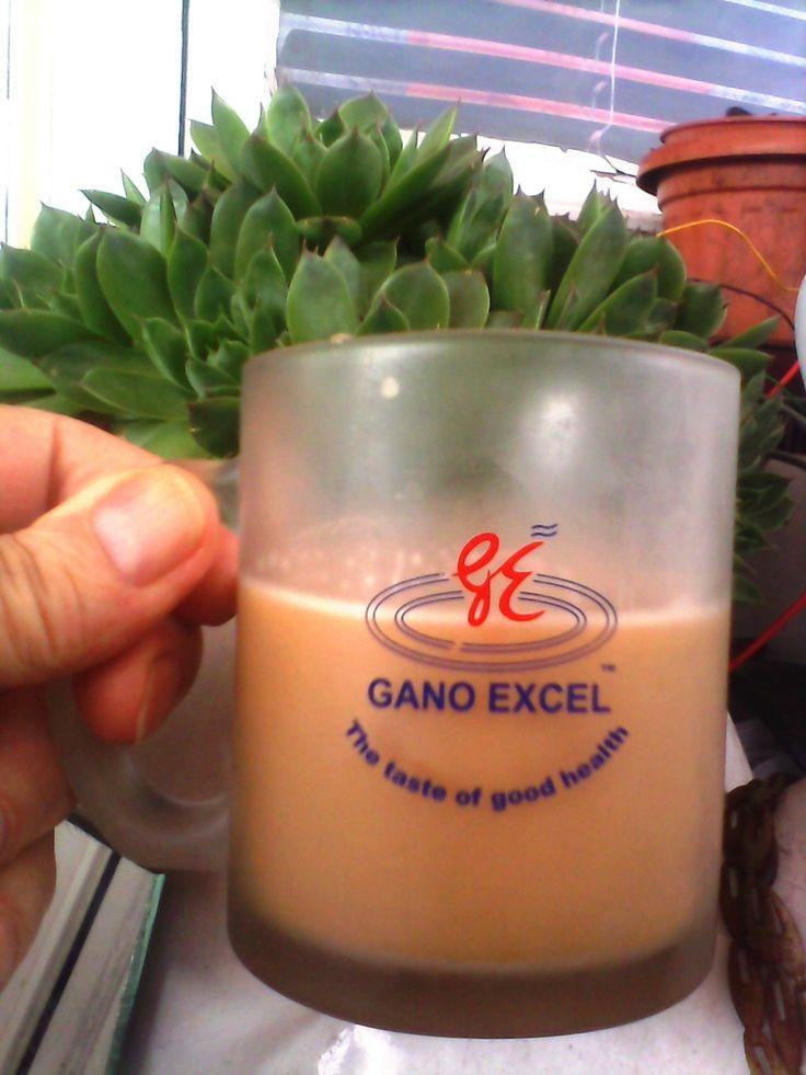 Gano Excel kávé és bögre