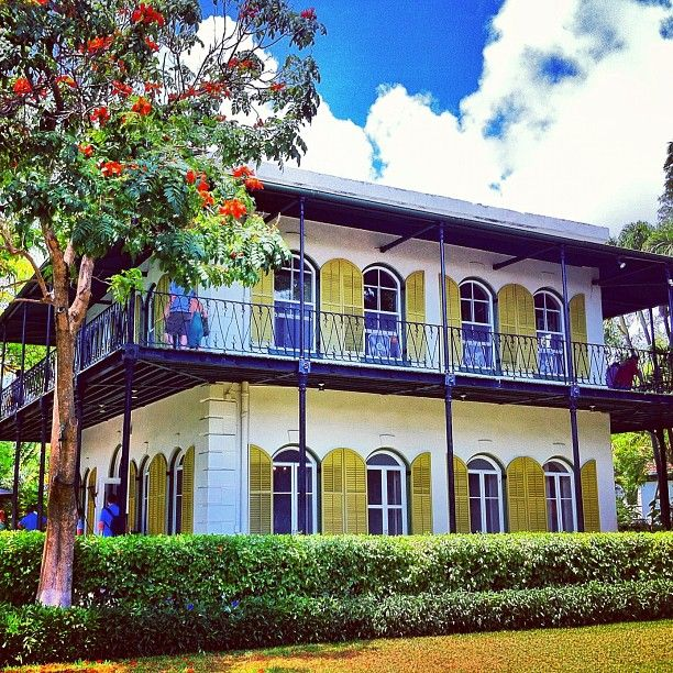Ernest Hemingway Home & Museum in Key West, FL