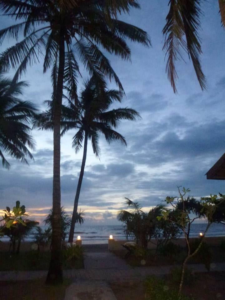 Myanmar, Chaung tha Beach