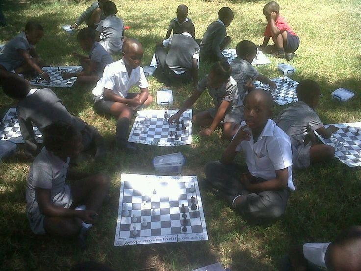 Further positive spin off's is the fact that the pupils now apply their chess skills to plan and think ahead in their daily lives. Other positives are mental abilities used throughout life: concentration, critical thinking, abstract reasoning, problem solving, pattern recognition, planning, creativity, analysis, synthesis, and evaluation, to name a few.